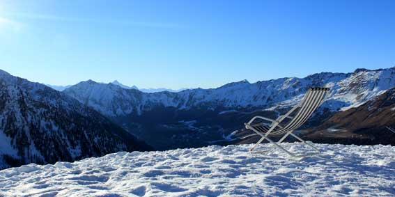 Tra le montagne della Valle D'Aosta
